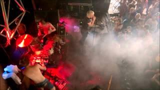 Raketkanon (geluid slecht) laatste nummer zwarte cross 2015