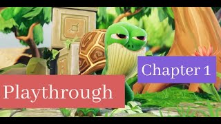 [Apple Arcade] Way of the Turtle Chapter 1 Playthrough