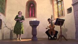 Hark! The echoing air, Henry Purcell, by DOUBLE V, Daniela Bianca Gierok, Alt, Armin Bereuter, Gambe