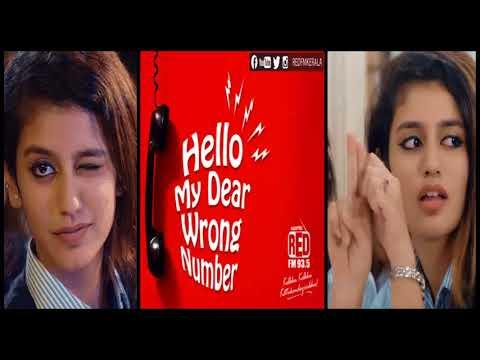 Priya Varrier കണ്ണിറുക്കി കാണിച്ച 'ഫോട്ടം' share ചെയ്ത ചേട്ടന് കിട്ടിയ ഒരു അഡാർ പണി!! | Red FM Prank