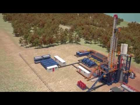 "New Drillmec Series Rig AHEAD ""Advanced Hydraulic Electrical Automated Driller"