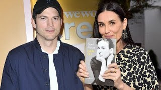 Demi moore gets very candid about ashton kutcher in her new memoir, 'inside out.'more from entertainment tonight: https://www./channel/ucdtxpiqi2c...