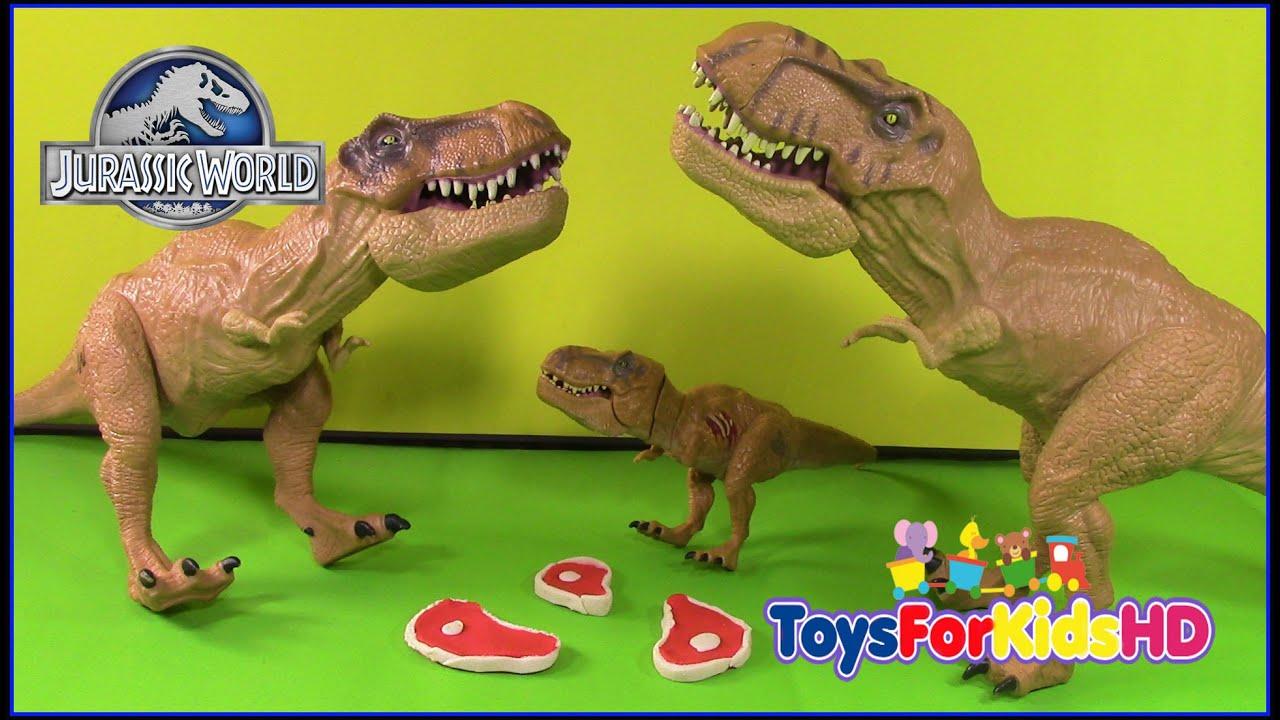 Dinosaurios para niños - Juguetes de Jurassic World ... - photo#32