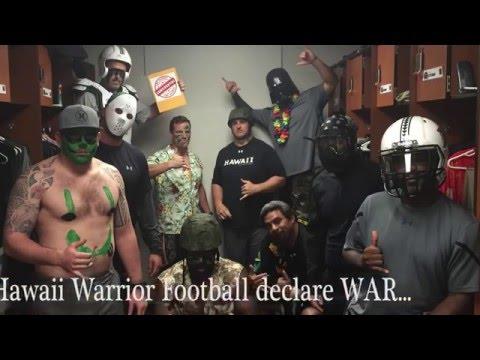 Hawaii Football April Fools Day Massacre