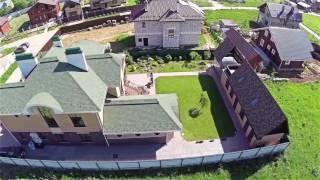 Видеопрезентация Коттедж на Новой риге(, 2016-06-13T12:03:26.000Z)