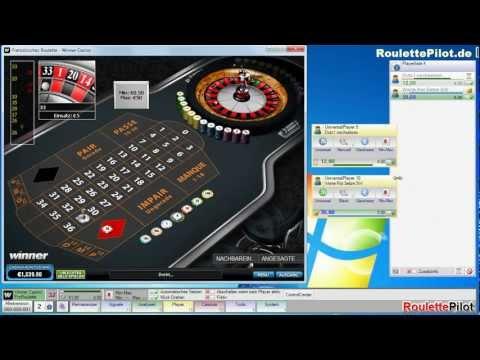Video Roulette 0 setzen