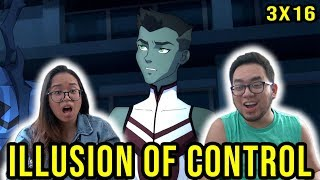 YOUNG JUSTICE OUTSIDERS 3X16 REACTION Season 3 Episode 16