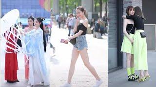 Tik Tok Trung Quốc - Style giới trẻ Trung Quốc #5