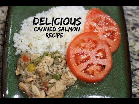 HOW TO MAKE CANNED SALMON   The Jamaican Mother