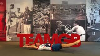 Leon Taylor's 12 minute core class | I Am Team GB