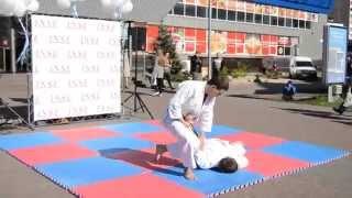 """Aikido Yoshinkan ТЦ """"Пирамида"""""""