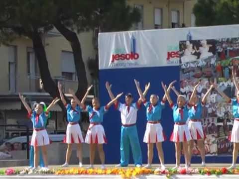 Родина моя. 1-й танец фестиваля Spiagge d`Italia