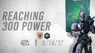 Destiny 2: HOW TO REACH 300 POWER