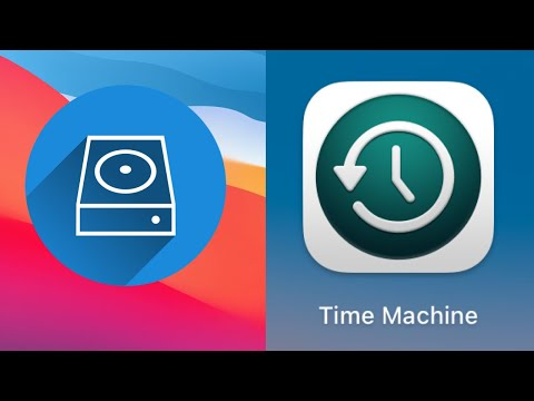 How do I backup my entire Mac to an External Hard Drive using Time Machine