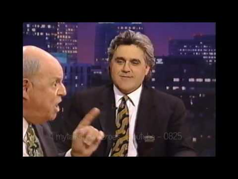 DON RICKLES GIVES IT TO LENO
