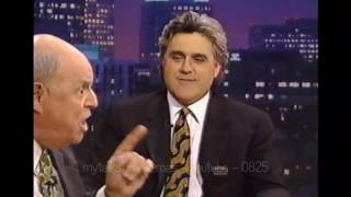 DON RICKLES DOES JAY LENO