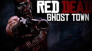 סיקרט גיימס | סיפור עיר הרפאים ב - Red Dead Redemption