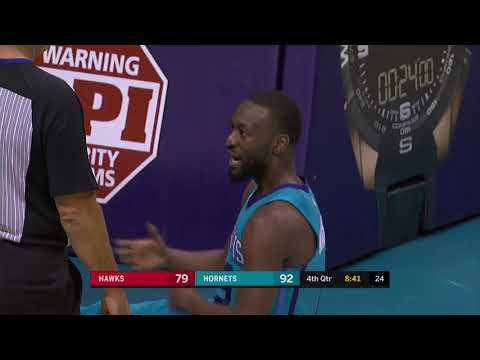 Atlanta Hawks vs Charlotte Hornets: October 20, 2017
