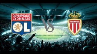Лион - Монако / Lyon - Monaco / ФРАНЦИЯ / Первая лига / 23.04.17