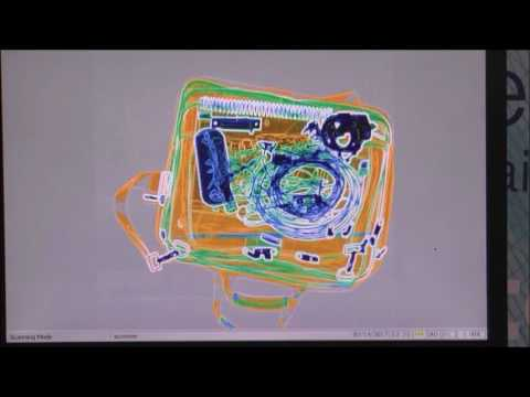 Autoclear X-ray Security Scanner Training Video - Basic Operation