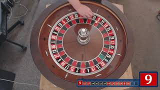 2019-07-15 - 45 Minutes of Roulette Wheel Spins [Session 1]