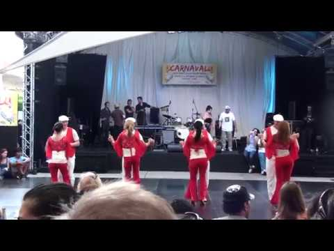 Carnaval Latin Beats Flood Relief Qpac 12 March 2011 Bachata Display