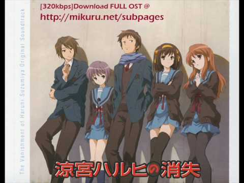 The Vanishment of Haruhi Suzumiya OST - 06 - Gnossiennes Dai 3 Ban