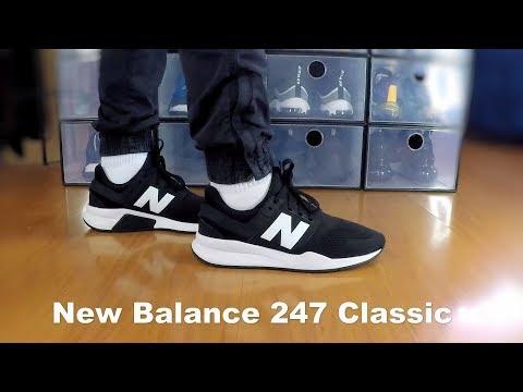 New Balance 247 Classic - On Feet