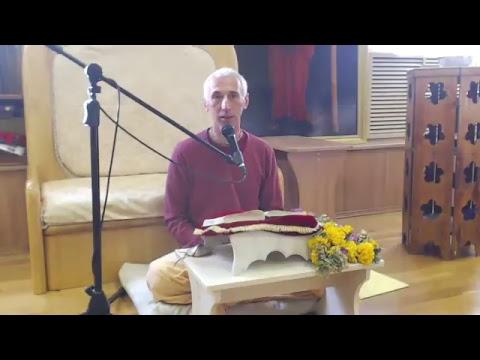 Шримад Бхагаватам 4.19.9 - Дамодара Пандит прабху