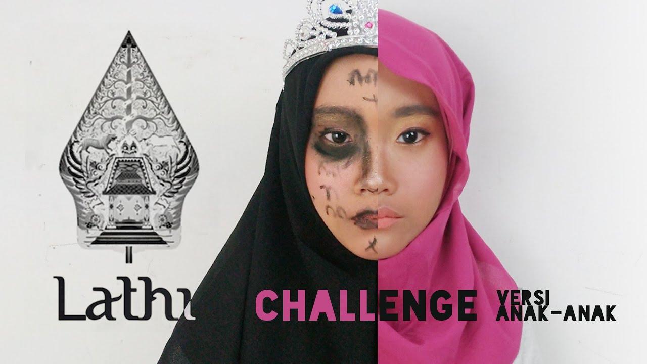 Lathi Challenge Versi Anak-Anak
