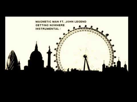 Magnetic Man ft John Legend - Getting Nowhere (Instrumental)