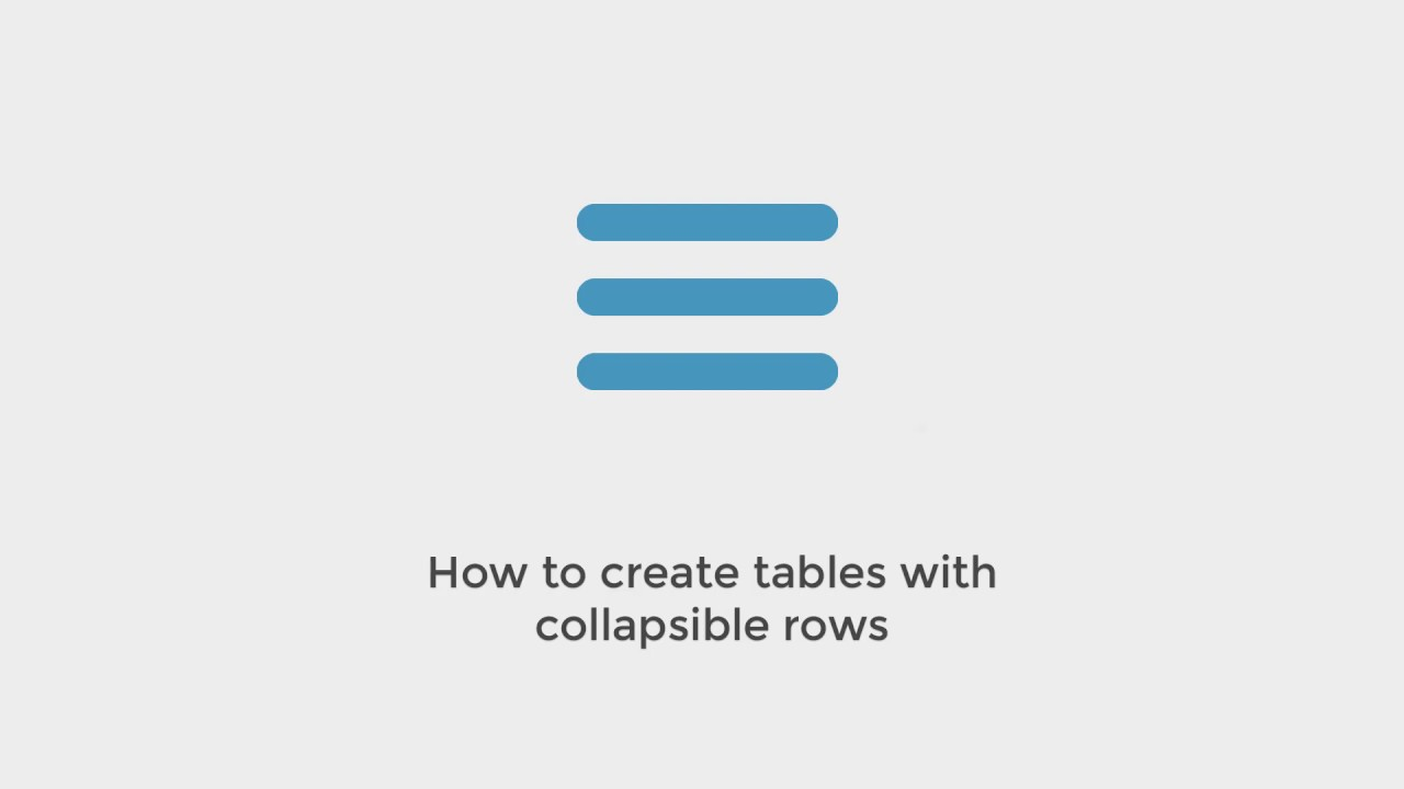 Collapsible rows on front-end - Ultimate WordPress Plugins by Supsystic