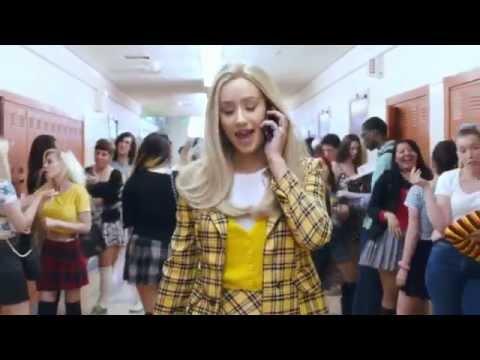 Britney Spears vs Iggy Azalea ft. Charli XCX - Lucky / Fancy (MASHUP)