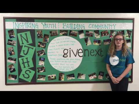 Cache la Poudre Middle School Give Next 2017