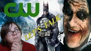 Let ' s Talk About BATMAN-CASTING FÜR DIE DC/CW-TV-UNIVERSUM