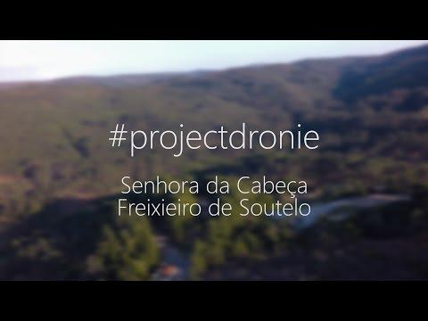 Project Dronie #3 | Senhora da Cabeça | Freixieiro de Soutelo | 4K