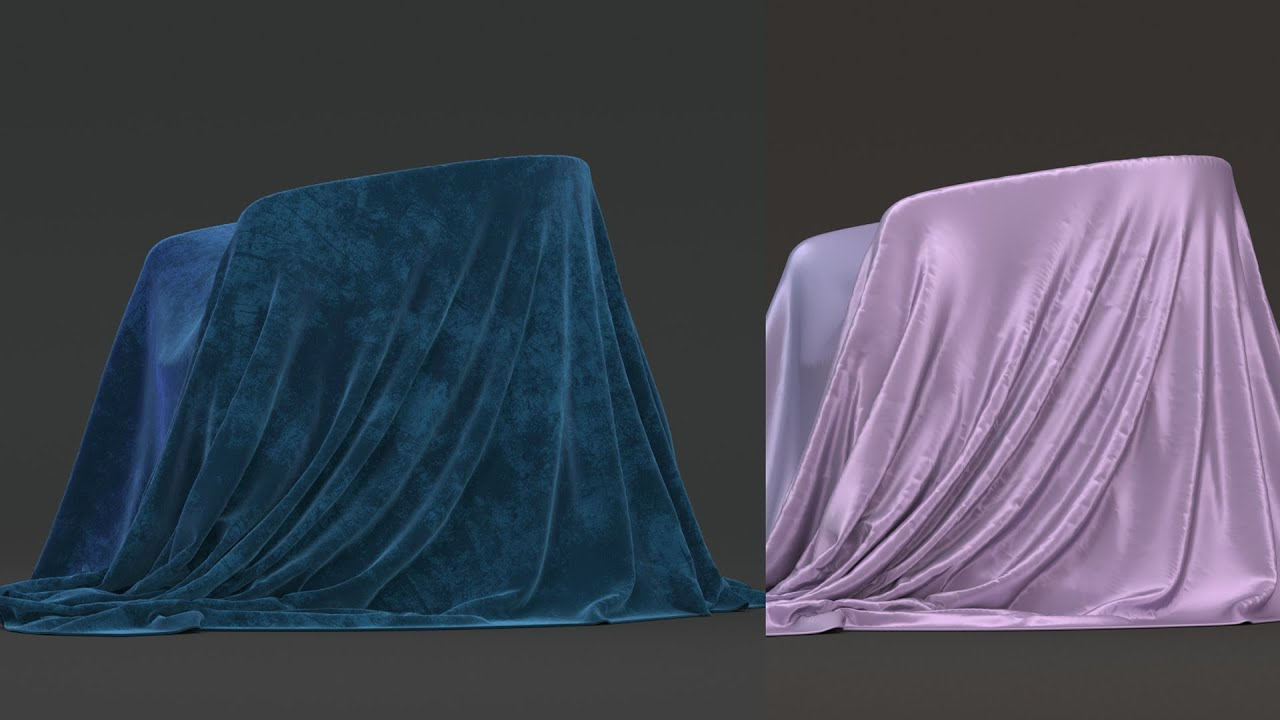 How to Create Fabric Shaders in Arnold for C4D - Lesterbanks