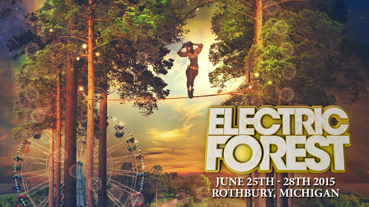 Band Wallpapers Hd Electric Forest 2015 Lineup Announcement Youtube