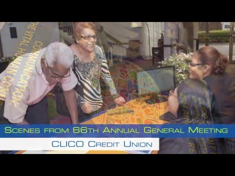 CLICO Credit Union CEO: Learie F. Parris Pre-Annual General Meeting  2016