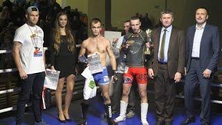 Bogdan Bulecki (Bambero Team Wyszków) - Krystian Gnatkowski (Fight Academy)