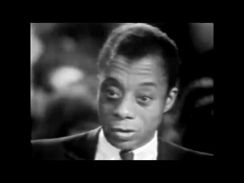 James Baldwin - Pin Drop Speech