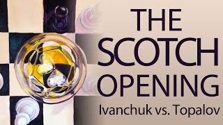 Scotch Opening: Take Your Rival Out Of Their Comfort Zone - GM Damian Lemos (EMPIRE CHESS)