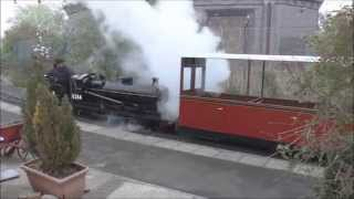 Cleethorpes Coast Light Railway - Easter Monday 2014