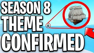 Fortnite Season 8 THEME! - Season 8 Fortnite Storyline CONFIRMED! (NEW Update)