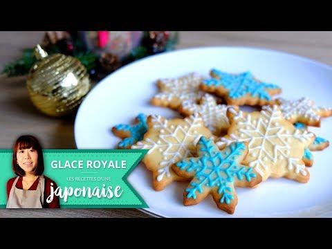recette-sablé-glace-royale-|-les-recettes-d'une-japonaise-|-biscuit-dessert-de-noël