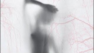Silhouette girl Nude art