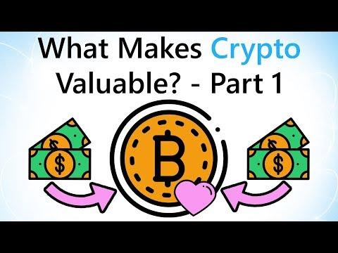 What Makes Cryptocurrency Valuable? - Tokenomics Part: 1
