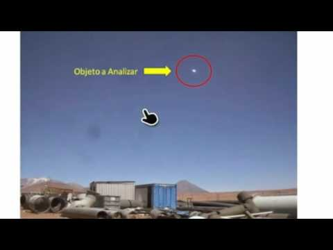 UFO Disclosed by Chilean Government 2016? What?  Amazing