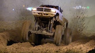 Mega Truck Class Twitty City Mud Truck Races