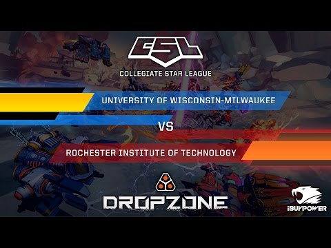 CSL Week 3 Highlight: University of Wisconsin-Milwaukee vs. Rochester Institute of Technology